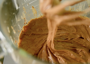 тесто для шоколадных маффинов