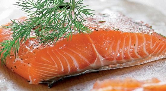 лосось малосольный в домашних условиях рецепт
