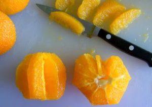 сегмент апельсина