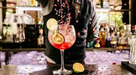 топ-5 популярных алкогольных коктейля