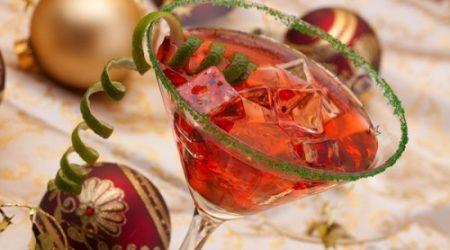 коктейли с шампанским