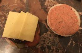 бургер с говядиной рецепт