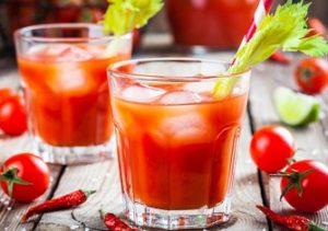 коктейль кровавая мэри состав и рецепт