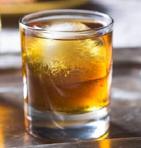 коктейль золотая лихорадка состав и рецепт