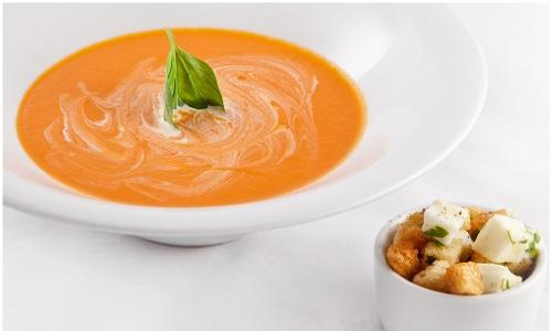 суп пюре из лосося рецепт