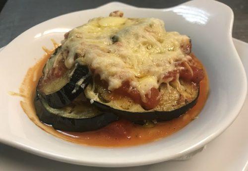 Баклажаны по-итальянски рецепт