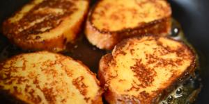 французские тосты рецепт с фото