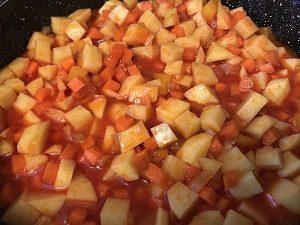 овощное рагу с картошкой фото