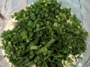 сырники со шпинатом рецепт