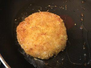 куриная котлета для бургера рецепт
