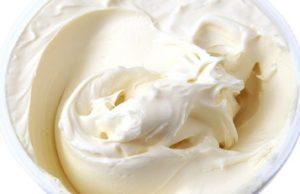 крем для торта из творожного сыра