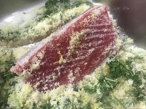 тунец малосольный рецепт с фото