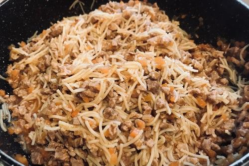 макароны по флотски со свининой