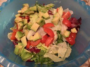 салат с креветками самый вкусный