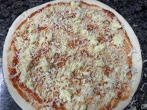 рецепт как сделать пиццу пеперони
