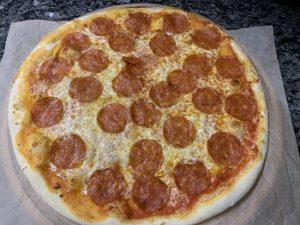 пицца пеперони как в пиццерии