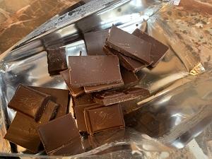 шоколад кусочек
