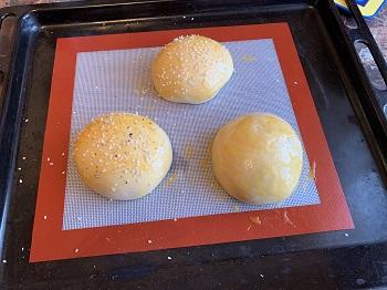 булочки +для бургеров в домашних условиях