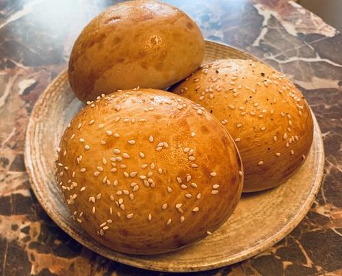 булочки для бургеров в домашних условиях