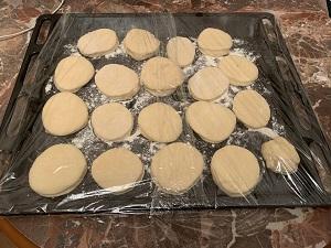 рецепт пончиков из дрожжевого теста