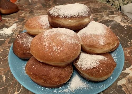 пончики берлинеры рецепт