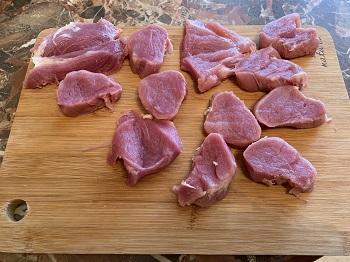 свиные отбивные рецепт