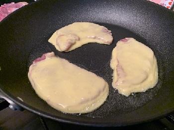 свиная отбивная в кляре на сковороде рецепт