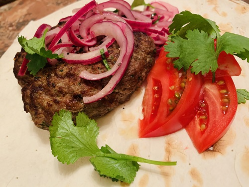 люля кебаб из баранины рецепт