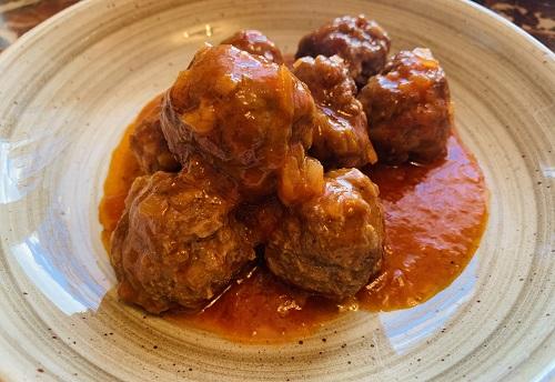 тефтели из телятины в томатном соусе рецепт