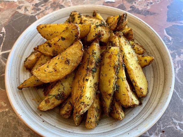 картофель айдахо рецепт с фото пошагово